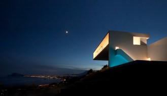 FRAN SILVESTRE ARQUITECTOS VALENCIA - HOUSE ON THE CLIFF - IMG ARQUITECTURA - 10