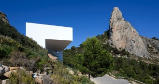 FRAN SILVESTRE ARQUITECTOS VALENCIA - HOUSE ON THE CLIFF - IMG ARQUITECTURA - 11