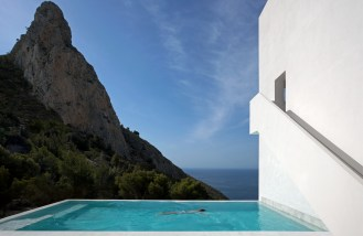 FRAN SILVESTRE ARQUITECTOS VALENCIA - HOUSE ON THE CLIFF - IMG ARQUITECTURA - 16