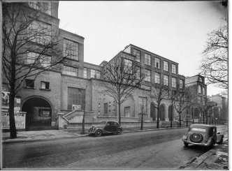 1930, 165 logements, 75018 Adolphe Thiers, architecte © Archives Paris-Habitat-OPH