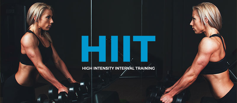 HIIT & weights! on Zoom