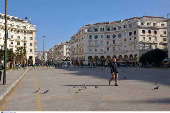 Ποκηρύχθηκε ο διαγωνισμός για την ανάπλαση της πλατείας Αριστοτέλους