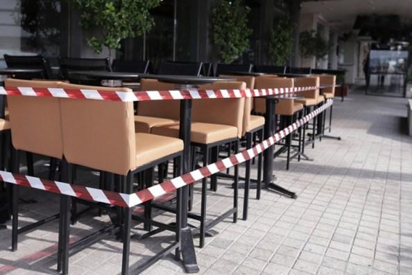Πρόβλεψη-σοκ για την εστίαση: Οι 4 στις 10 επιχειρήσεις θα κλείσουν!