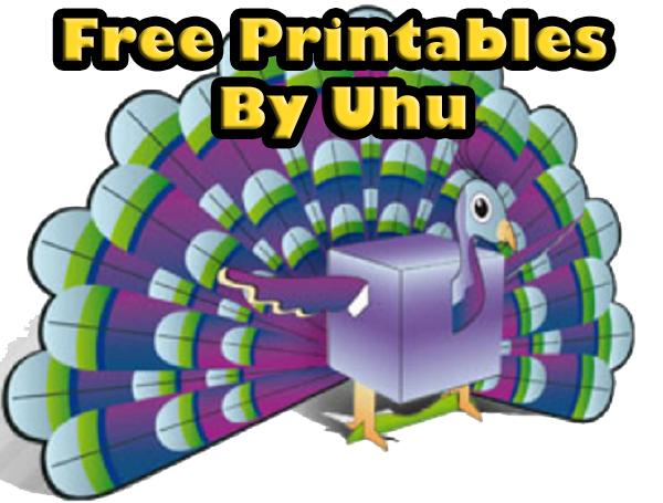 Free Printables by Uhu