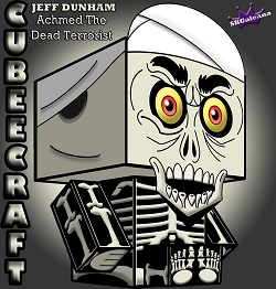 Jeff Dunham Achmed 3D small