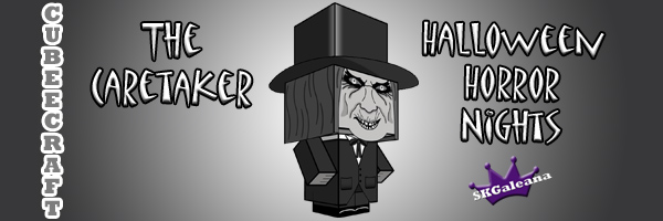 The caretaker cubeecraft
