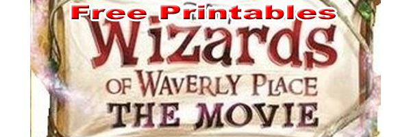Wizards of waverly place Printables SKGaleana
