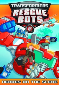 Rescue Bots Heroes on the Scene