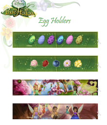 Fairies Egg holders
