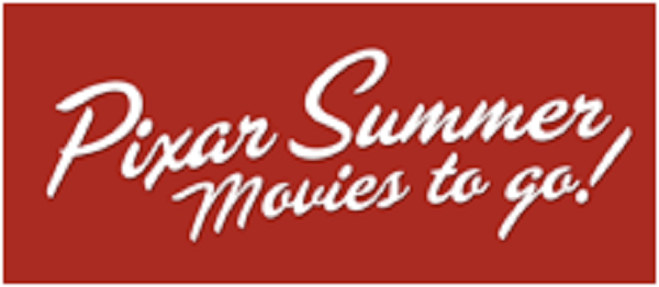 Pixar Summer Movies to Go