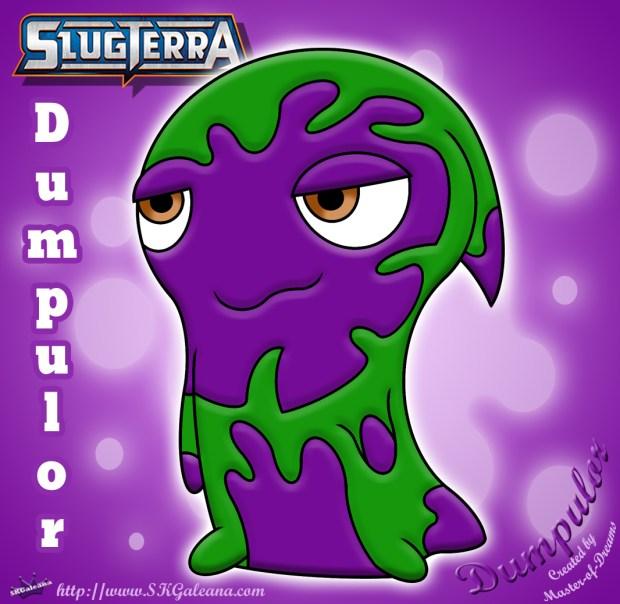 Dumpulor created by Master-of-dreams SKGaleana