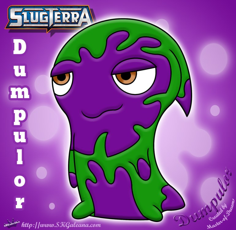 Dumpulor created by Master-of-dreams SKGaleana