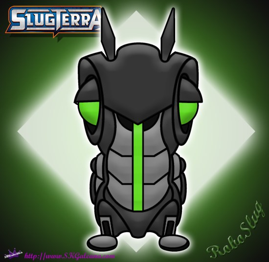 Answer 19 RoboSlug SKGaleana
