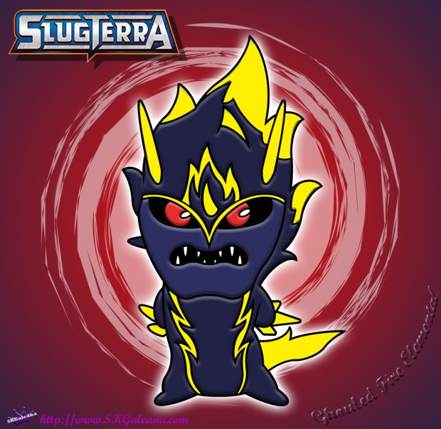 Answer 8 Ghouled Fire Elemental SKGaleana