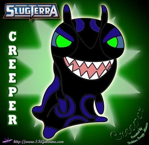 Creeper created by DoktorFroggMinion SKGaleana