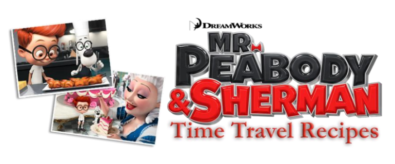 Mr. Peabody and Sherman eimw travel recipe Turkey