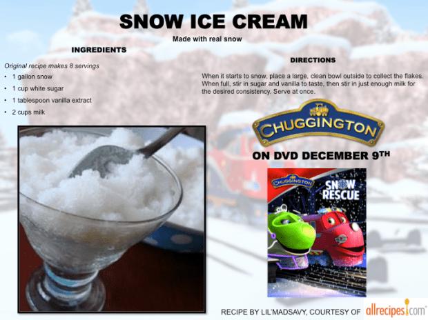 SnowIceCream