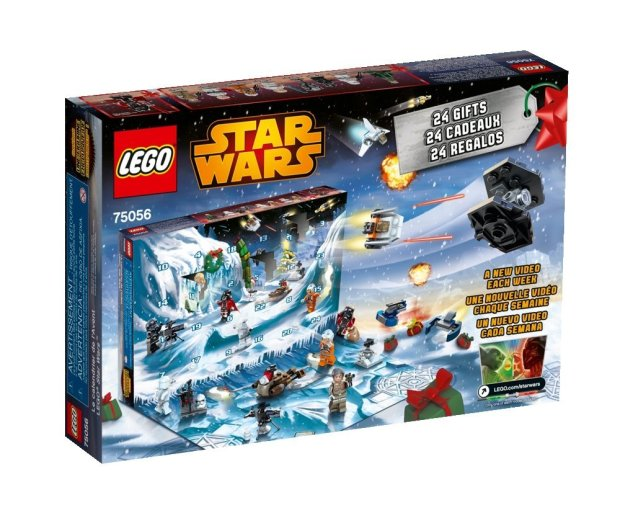 Star Wars Lego Advent Calendar2
