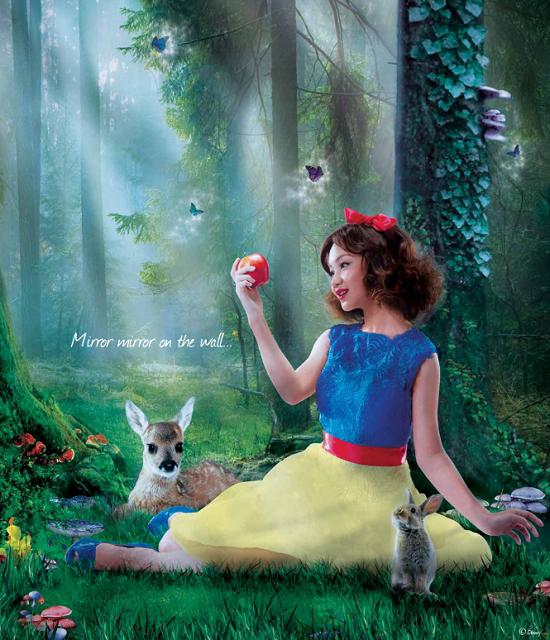 Disney Asia Calendar 2015 SKGaleana 7