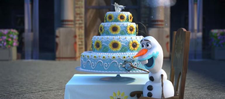 Olaf eww