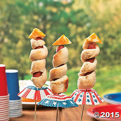 Hot dog Firework Recipe