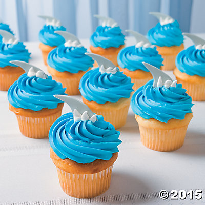 Jawsome Cupcakes Recipe