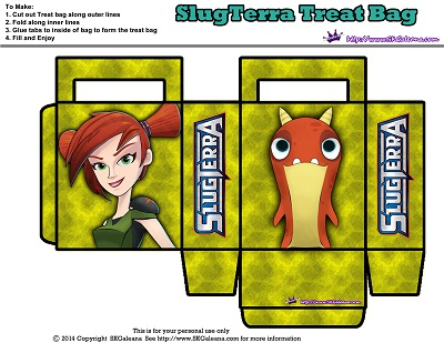 Free Slugterra Party P...
