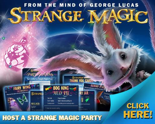 Strange Magic Printable Party Pack