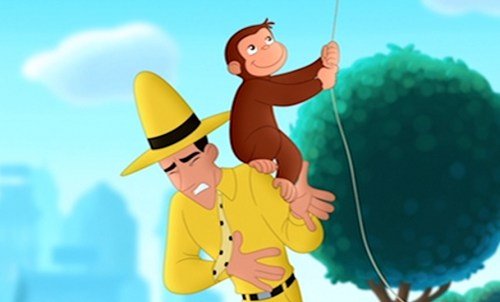 Curious George 3 Back to the Jungle regretting this in 321