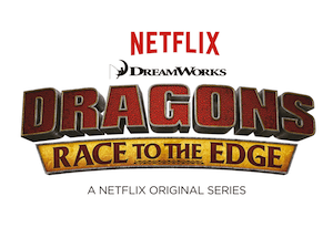 Dreamworks Drangons Race to the Edge