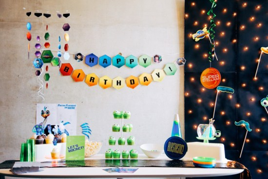 Create a Miles from Tomorrowland Party1