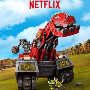 Ty Rux from Dinotrux