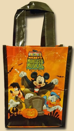 Monster Musical Tote Bag front