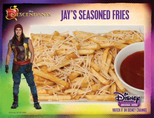 Jays Seasoned fries