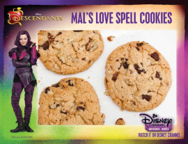 Mals Love Spell Cookies