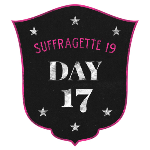 19 Days of Suffragette 17