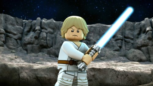 Lego Star Wars The New Yoda Chronicles Luke