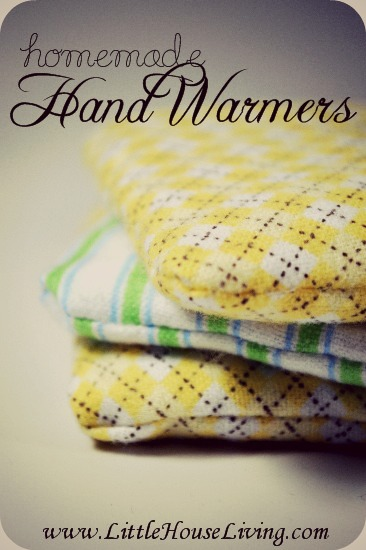 Little House Living hand warmers