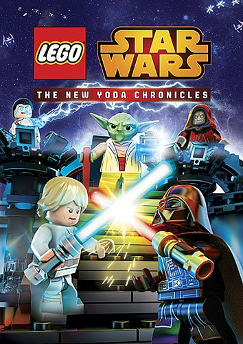 Star wars The new Yoda chronicles DVD