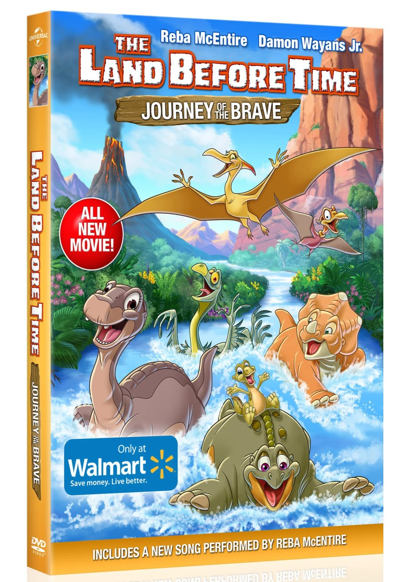 The Land Before Time Journey of