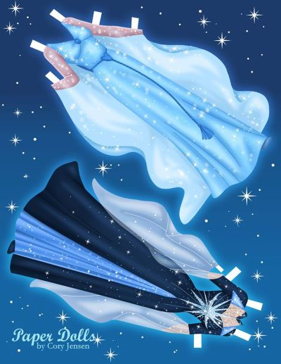 Blue Fairy 3