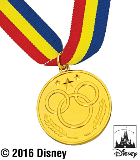 Mickey Mouse Clubhouse medal