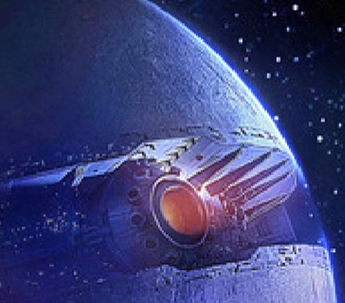 Starkiller Base from Star Wars The Force Awakens