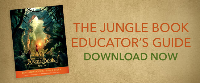 The Jungle Book Educators Guide