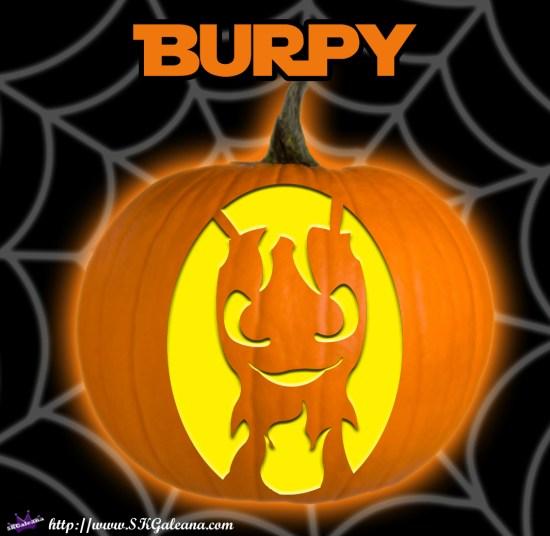 slugterra-burpy-pumpkin-template-by-skgaleana-image