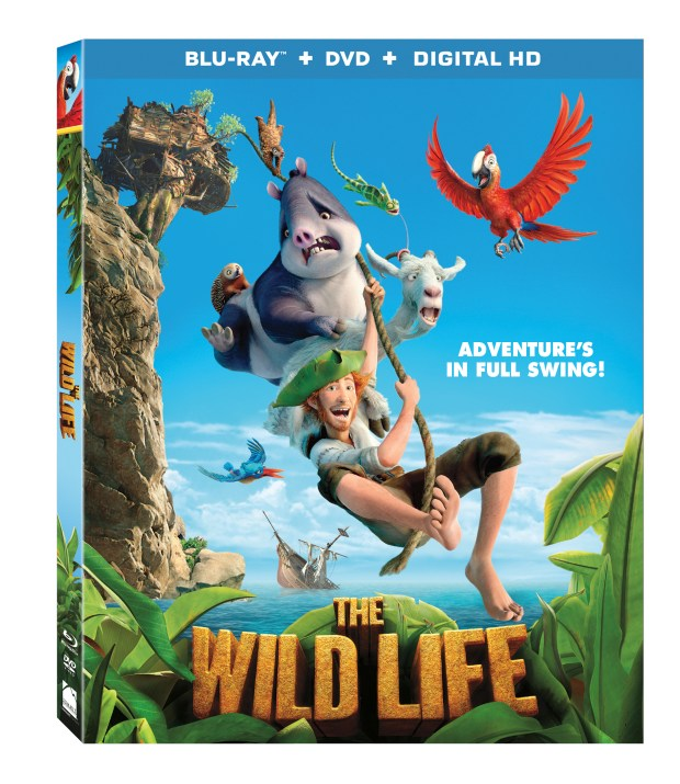 The Wild Life Coming To Blu-Ray This Holiday!