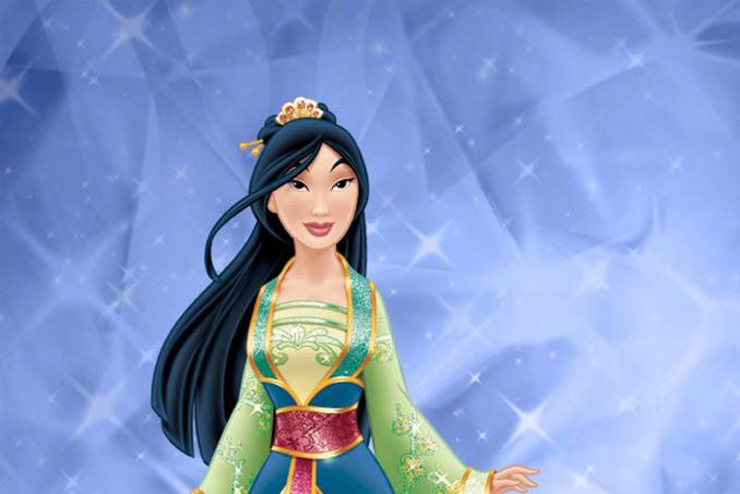 Mulan s Princess Palace Pets