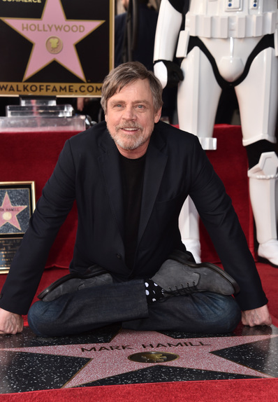 Mark Hamill Star on the Hollywood Walk of Fame5