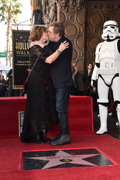 Mark Hamill Star on the Hollywood Walk of Fame8