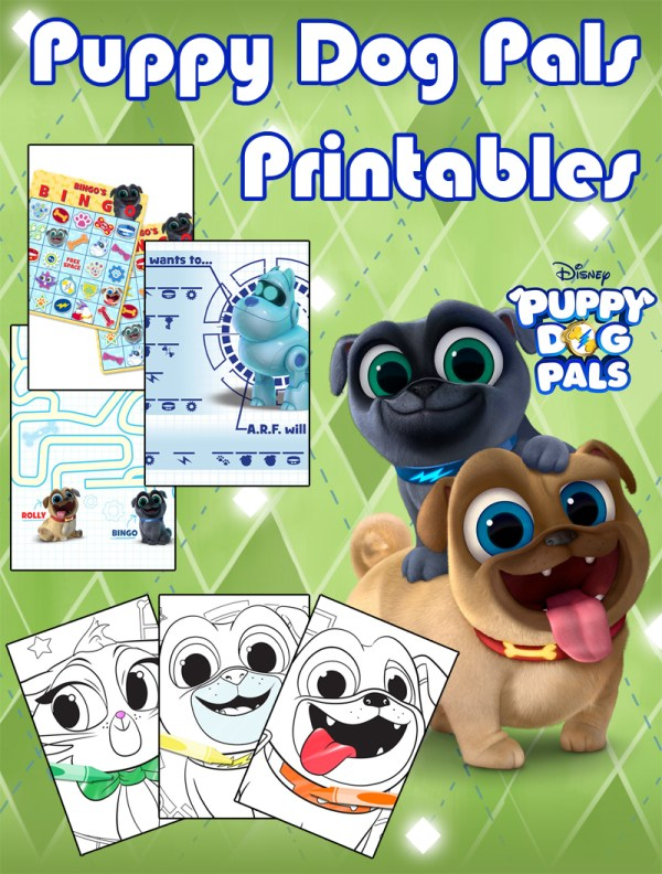 Puppy Dog Pals Is Adorably Paw Some Skgaleana